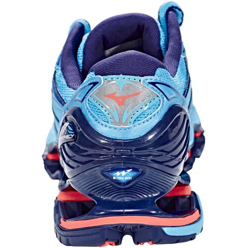 Mizuno Wave Prophecy 7 - Chaussures running Femme - bleu sur campz.fr ! Réduction De Sortie Livraison Rapide En Ligne Sortie Pas Cher Acheter Pas Cher Les Moins Chers nQIi0E